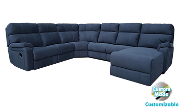 Denver Medium Modular Lounge in Fabric