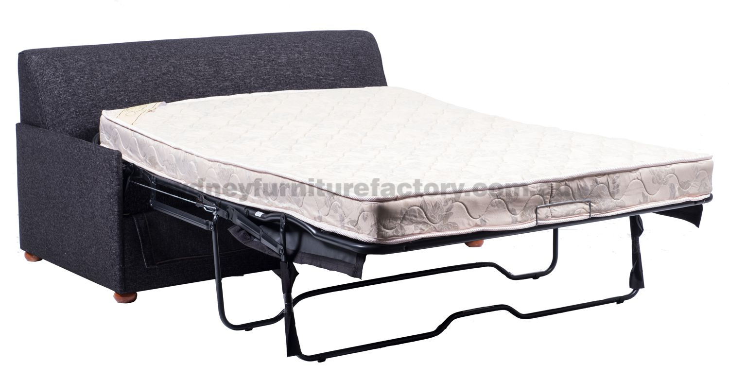 April sofa bed with inner spring mattress sydney for Spring sofa bed