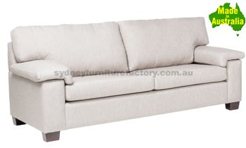 Ashbury Sofa Bed with Inner Spring Mattress