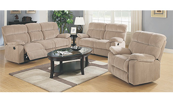 Avon Recliner Lounge in Fabric