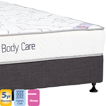 Body Care Queen Mattress and Base