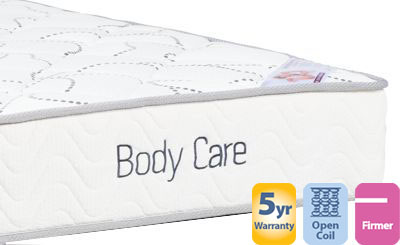 Body Care Single Mattress