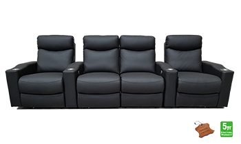 Bond Theatre Lounge in 100% Leather
