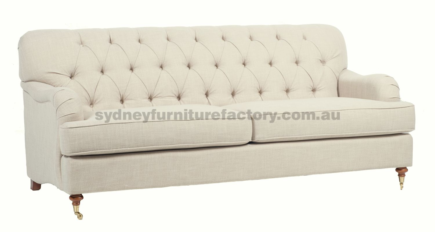 Cambridge Sofa, Sydney Furniture Factory