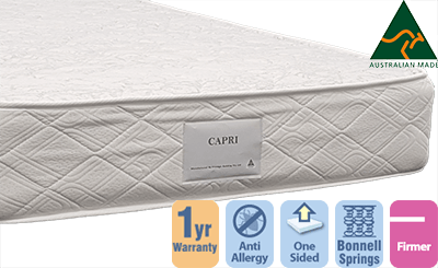 Capri Firm King Single Mattress