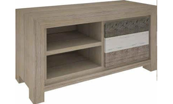 Chateau Hardwood TV Unit