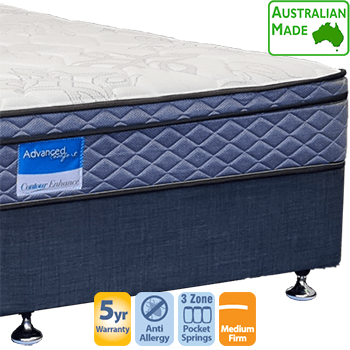Contour Enhance MediumFirm Mattress & Base