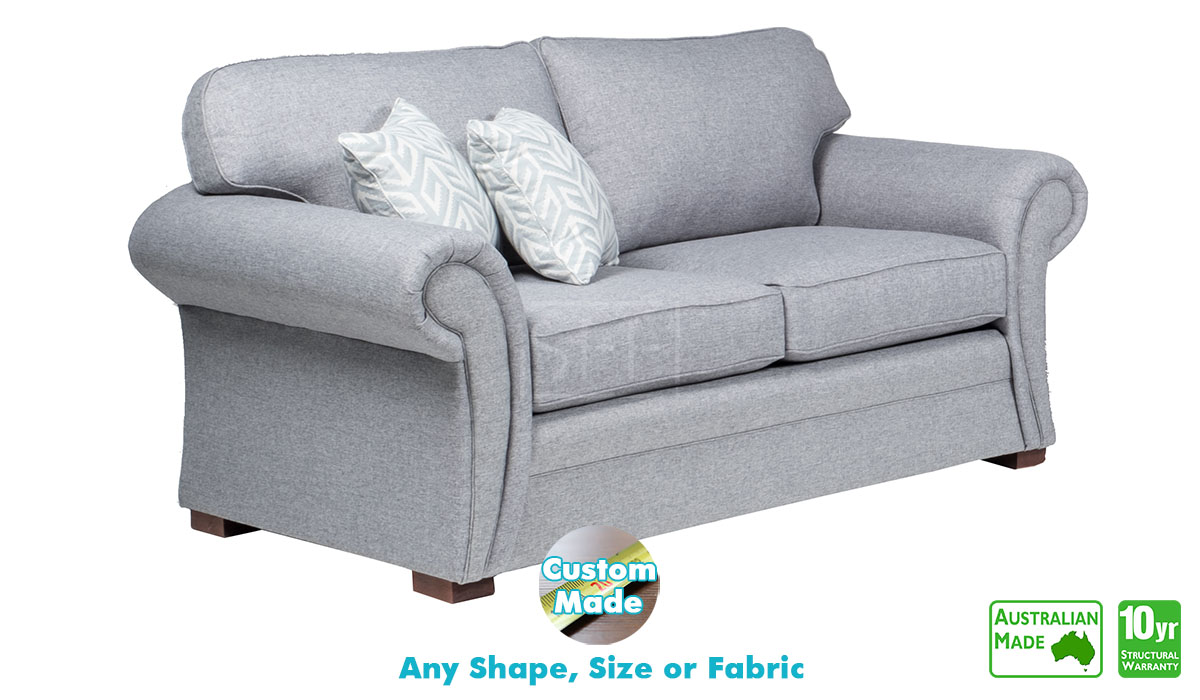 Dover Fabric Sofa, Sydney Furniture Factory