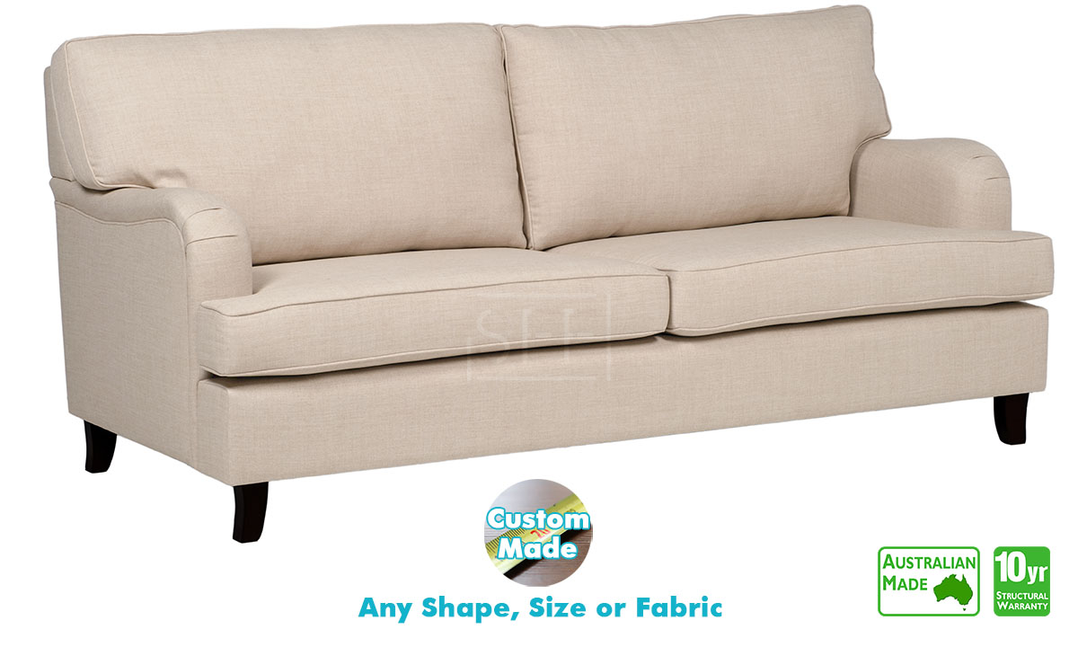 Hampton Sofa Bed, Sydney Furniture Factory