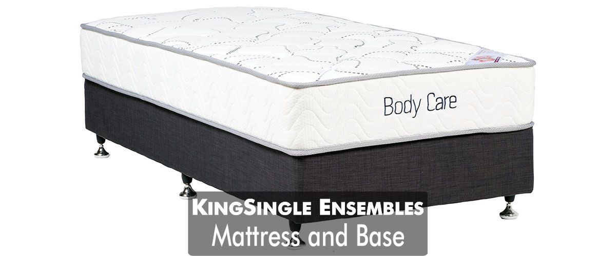 King Single Mattress and Base