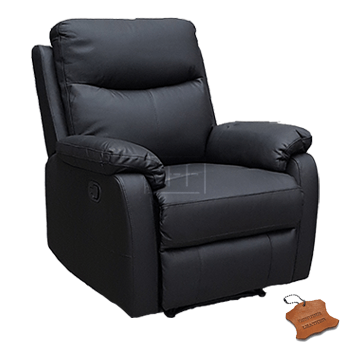 Maxwell Recliner Chair in 100% Leather