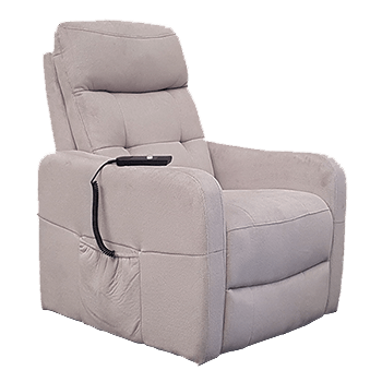 Mia Single Motor Electric Lift Chair in Fabric