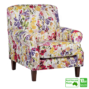 Monet Accent Chair