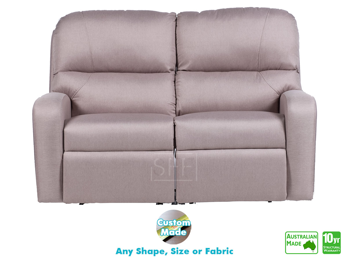 Monterey Recliner Sofa In Fabric, Sydney Furniture Factory