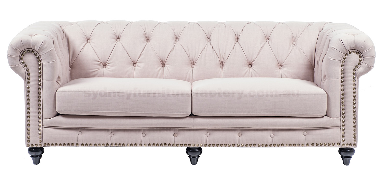 Picture of: Oakland Chesterfield Sofa Sydney Furniture Factory