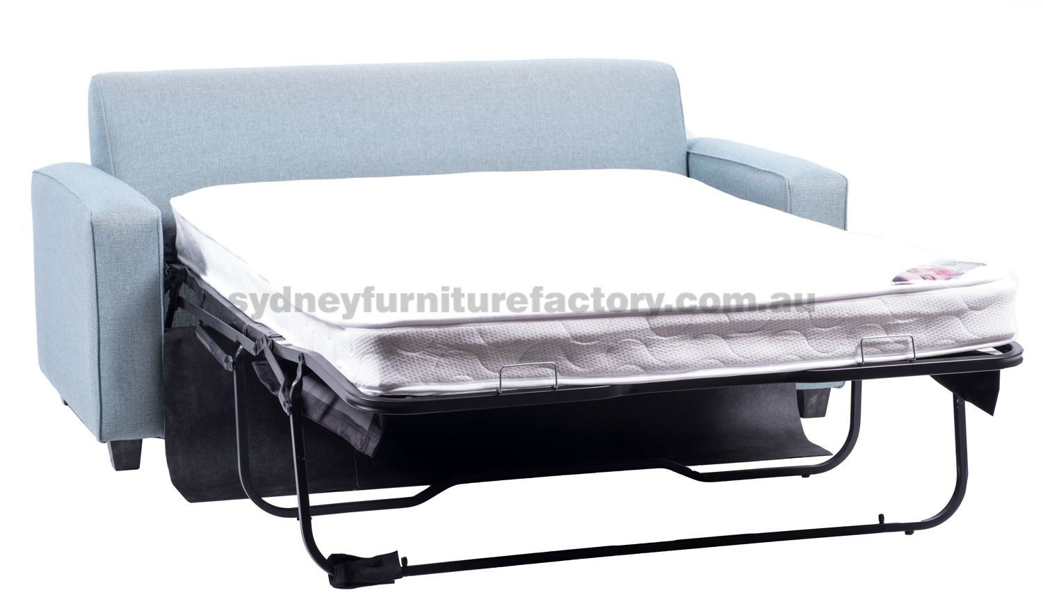 Oatley Sofa Bed with Latex Inner Spring Mattress, Sydney ...