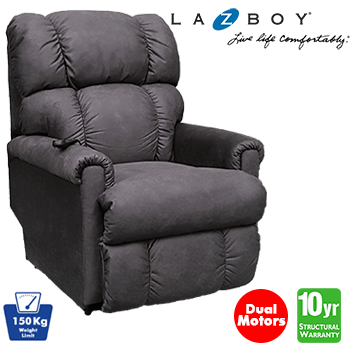 Lazboy Pinnacle Electric Lift Chair in Fabric