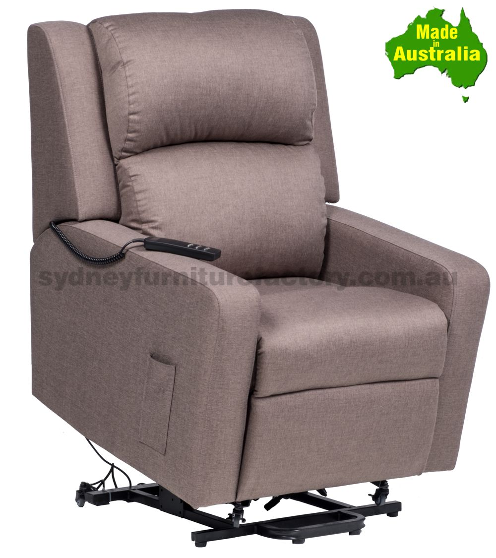 Regency Twin Motor Electric Lift Chair In Fabric Lift