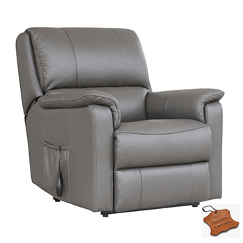 Sienna Electric Lift Chair in 100% Leather