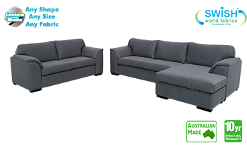 Texas Chaise Lounge & Sofa Pair
