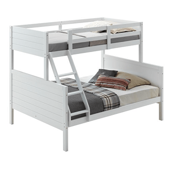 Welling Trio Bunk Bed in White